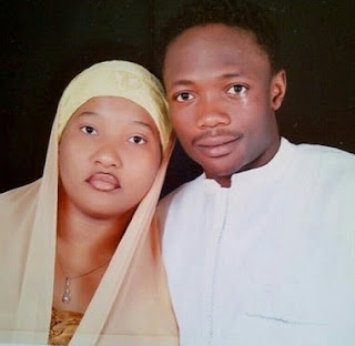 Ahmed Musa and wife Jamila