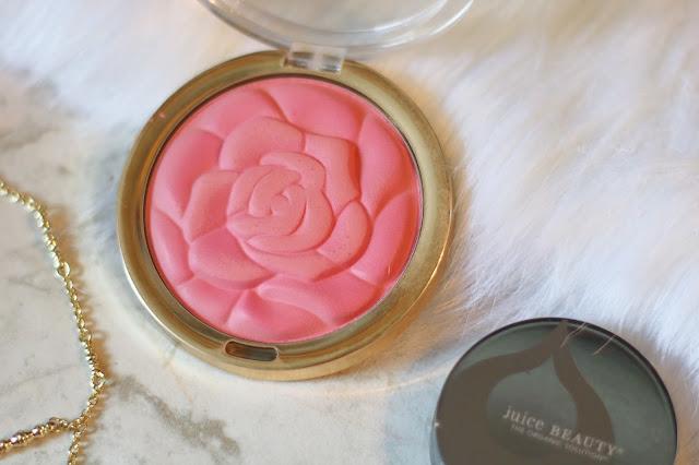 The perfect soft pink blush, milani tea rose drugstore