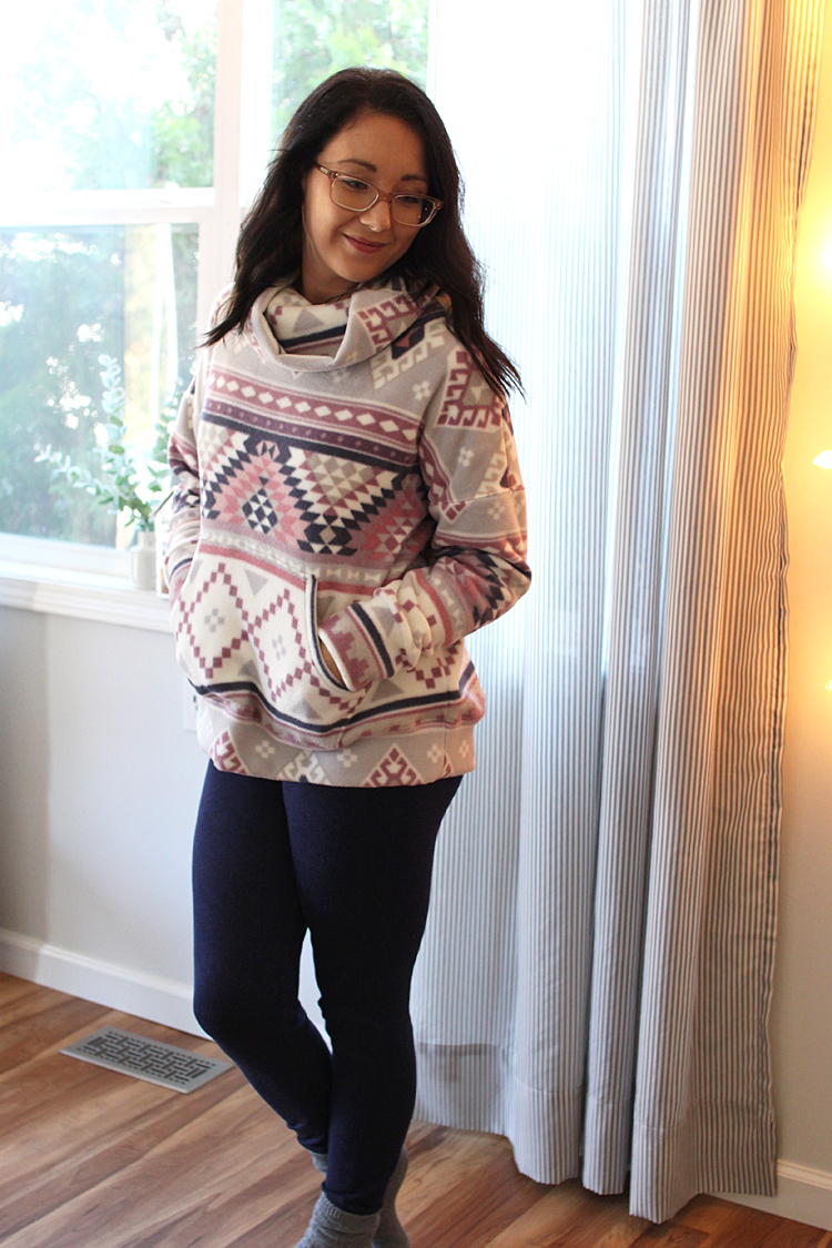 Brunswick Pullover // Sewing For Women