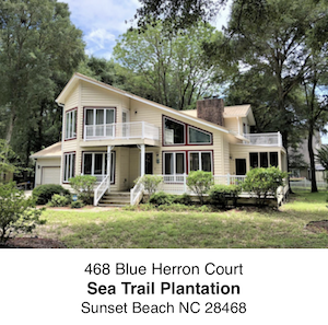 Sea Trail Plantation SB