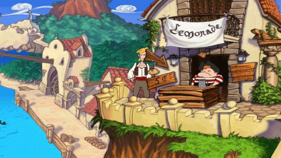 Download The Curse of Monkey Island game for pc full version