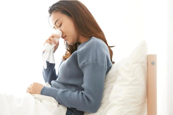 Cara mengembalikan indera penciuman dan perasa akibat flu