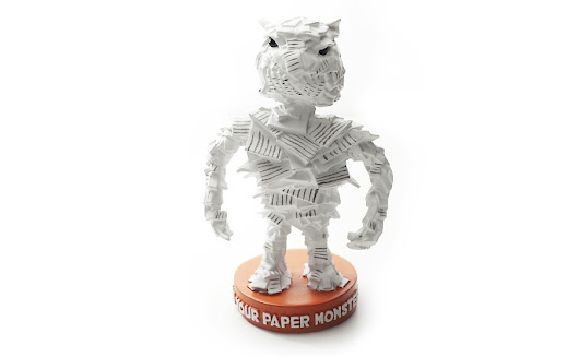 Fall Cleaning Series: Day 2 - Taming the Paper Monster