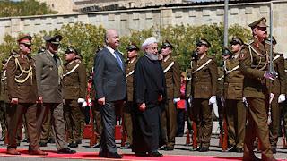 Politik Syiah; Hubungan Antara Iran dan Irak Istimewa