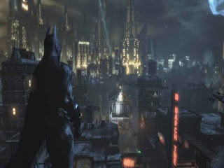 Batman Arkham City PC Game Free Download