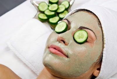 Manfaat dan Cara Membuat Masker Mentimun untuk Kecantikan Kulit wajah