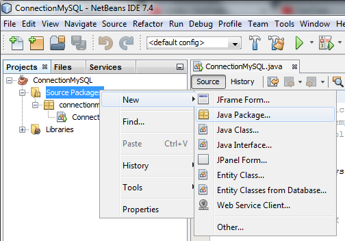 How To Connect MySQL Database In Netbeans - How-To Tutorials