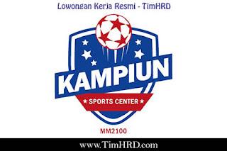 Lowongan Kerja Resmi PT. Mega Dinamika Sportsindo April 2019