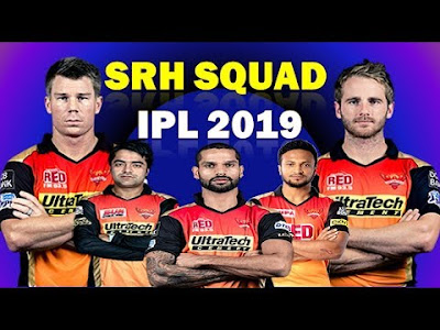 SRH Player List