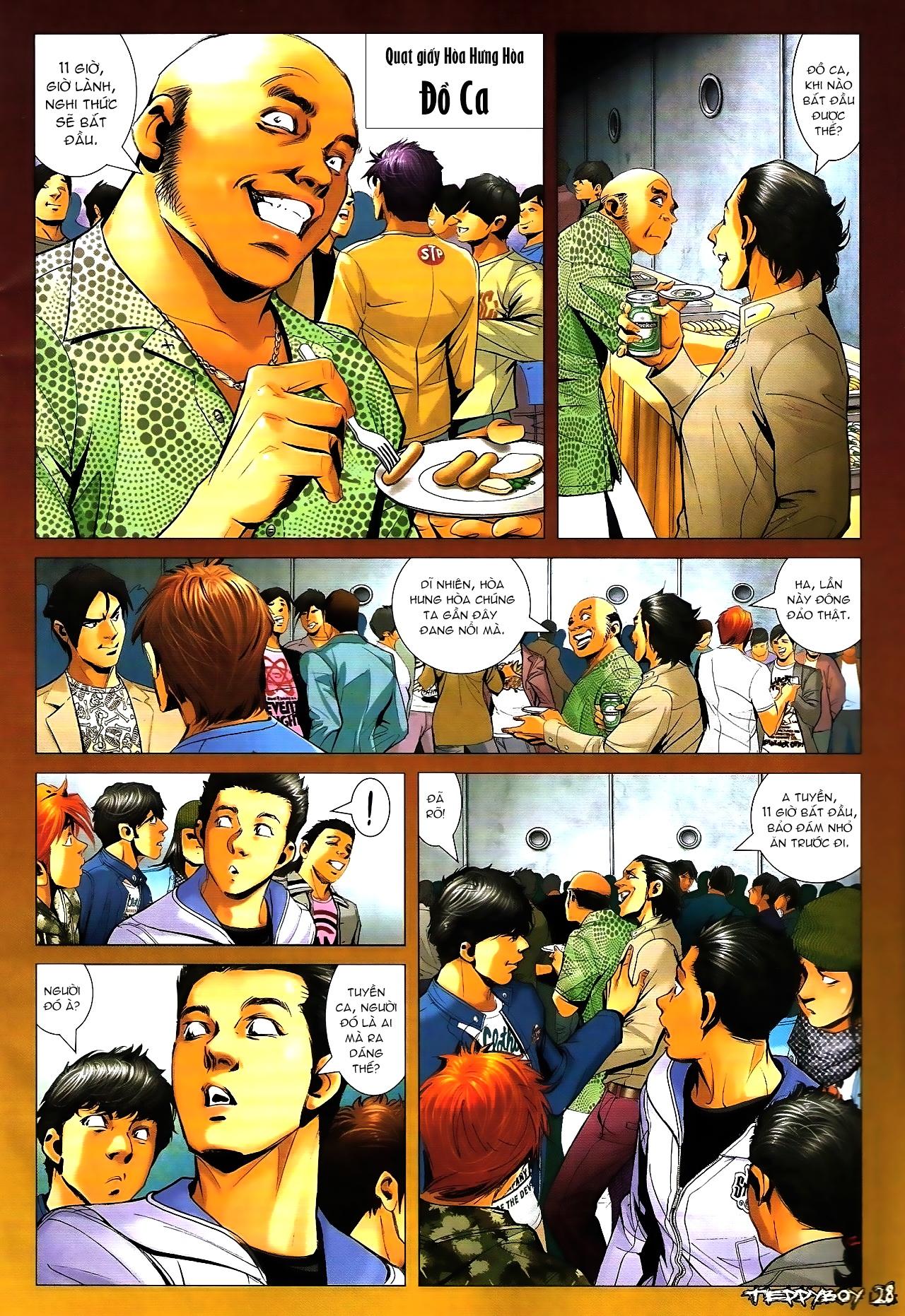 Người Trong Giang Hồ - Chapter 1288: Thần nhân Đại Phạn - Pic 25