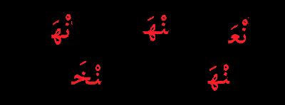 contoh-bacaan-izhar-halqi