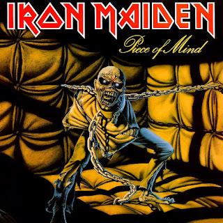 "Iron Maiden - ""Piece of Mind"""