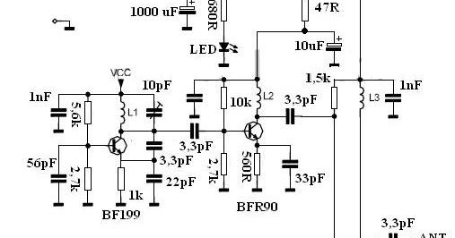 fpv transmitter wiring diagram beef meat tv video circuit
