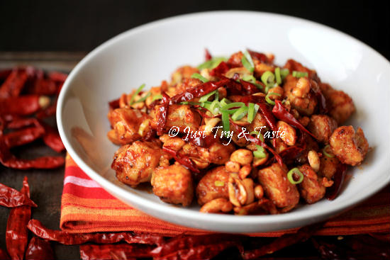 Resep Tahu Kung Pao