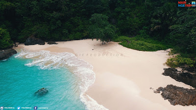 Pantai Teluk Hijau Banyuwangi Mari NGEtrip