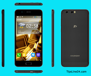 Symphony Z9 Mobile Full Specifications