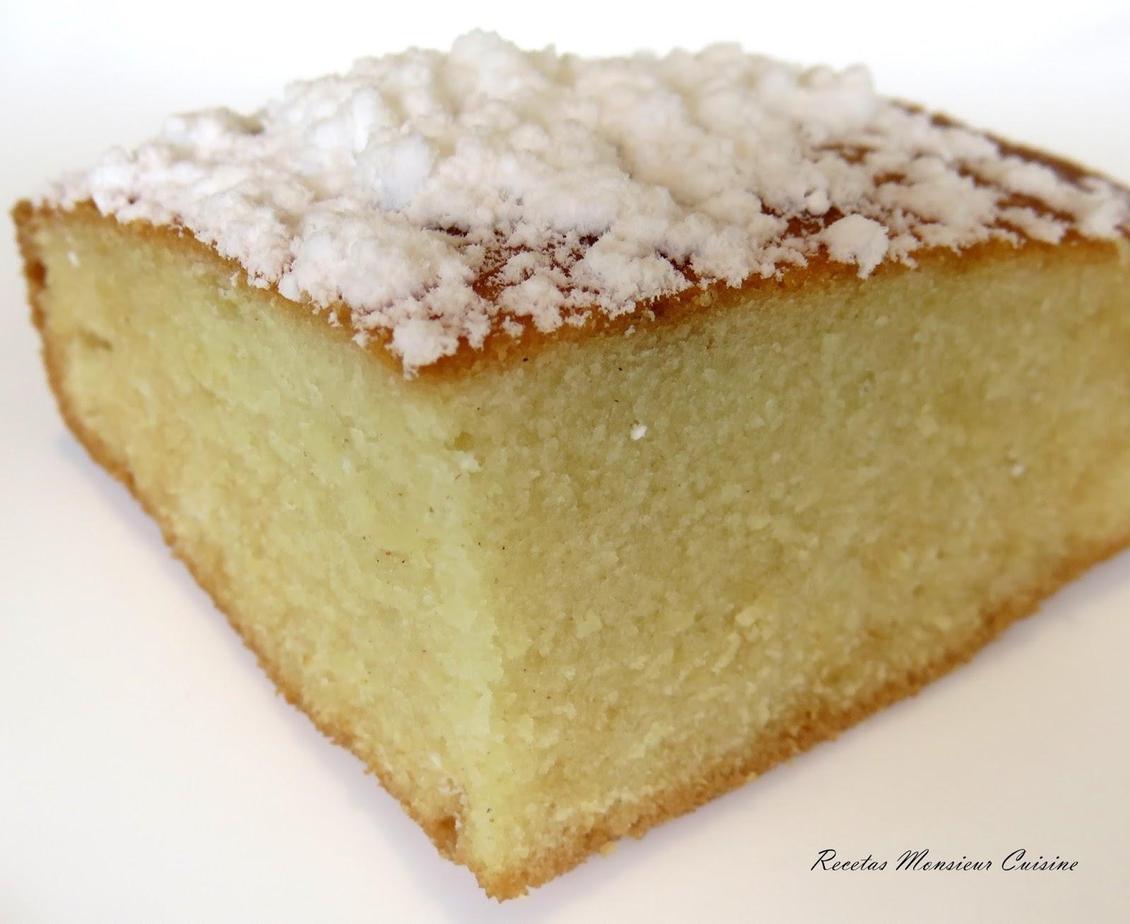 Recetas Monsieur Cuisine Bizcocho Con Claras