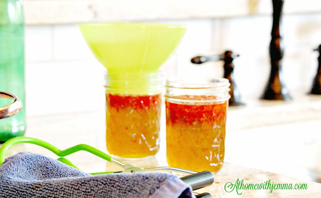 mason jar-jelly jars-jalapeno jelly-how to make jelly-canning-food processing