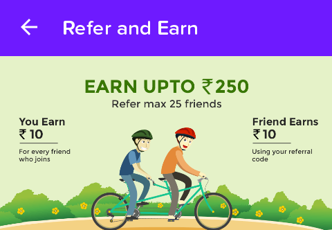 Listup app offer :- download and get Rs 10 in paytm(expired)