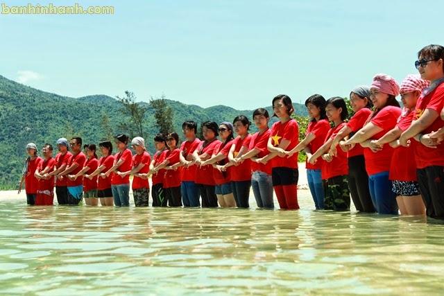 Hướng về biển Đông, ảnh ý nghĩa Trường Sa và Hoàng Sa. Hình ảnh đẹp
