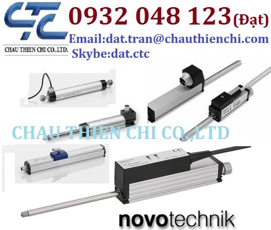 Nhà phân phối Novotechnik tại Viet Nam - thietbivattucongnghiep.com