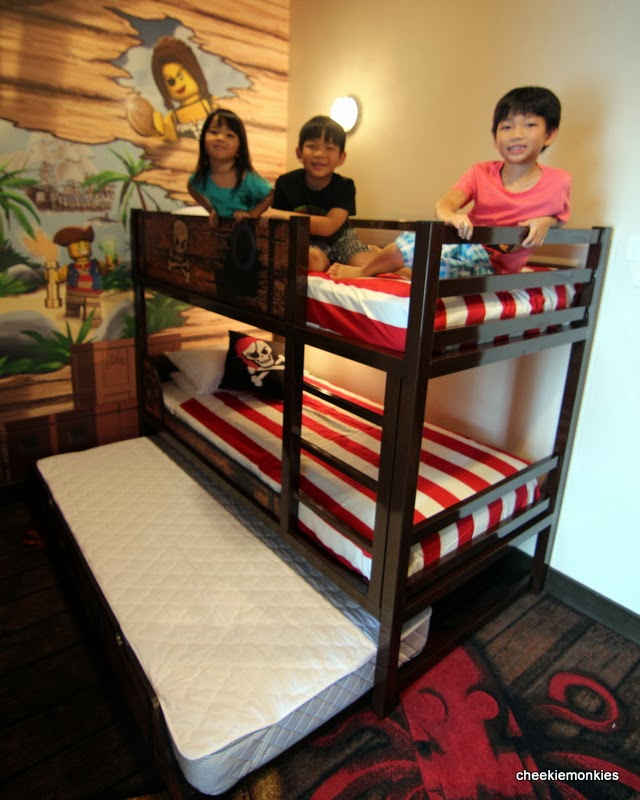 There Are 4 Types Of Rooms At Legoland Hotel Malaysia