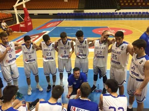 ΕΟΚ | Εθνική Παίδων: Ελλάδα-Τουρκία 58-55 (Διεθνές τουρνουά Νόβι Σαντ)
