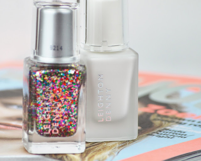 Leighton Denny's new Easy Peel Base Coat Review, Lovelaughslipstick Blog