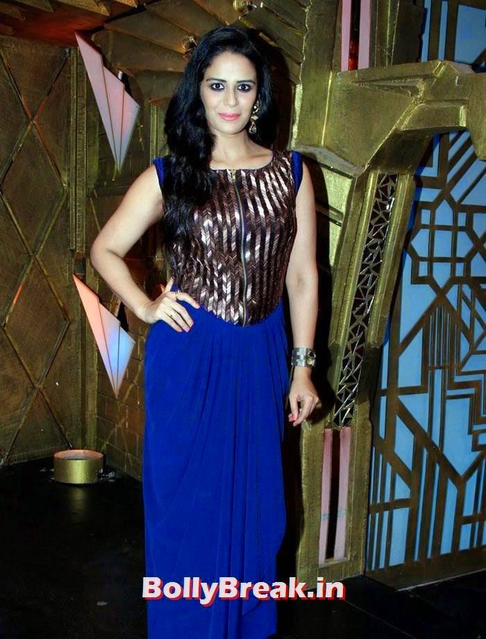 'Khoobsurat' Promotion On The Sets Of EKLKBK, Sonam Kapoor in Amazing Dress - Pics from EKLKBK