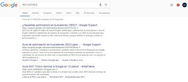 10 Tips para el SEO en Google 2018