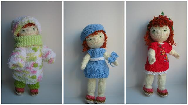 #кукла#вязаная#