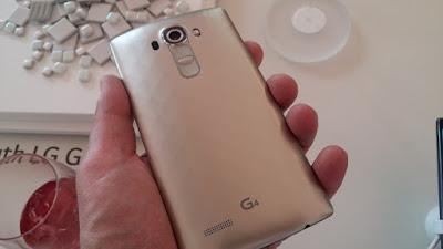 Co nen Mua LG G4 gold hay khong