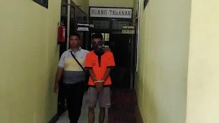 Apes, Bandar Narkoba di Tebo Diamankan Setelah Kepergok di Plafon Rumah