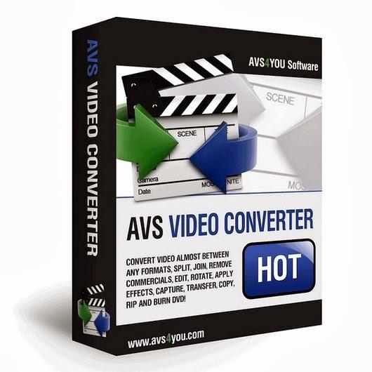 Avs Video Converter 10.1 Crack & Patch Full Version