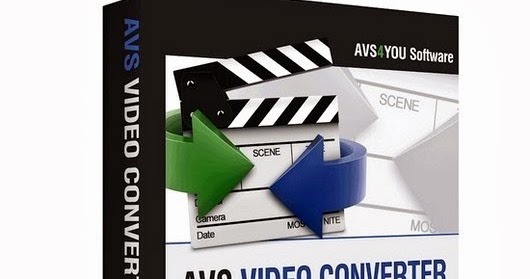 Software: AVS Video Converter 9.4.1.594 with Patch