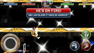NBA JAM multiplaying