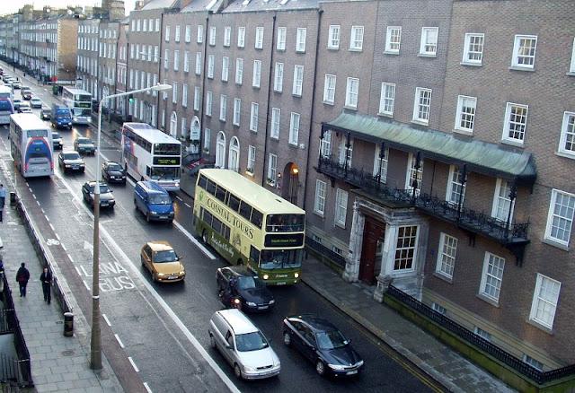 Documentos necessários para alugar um carro na Irlanda