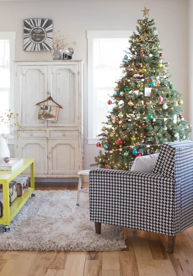 Vintage Whites Blog A Modern Farmhouse Christmas