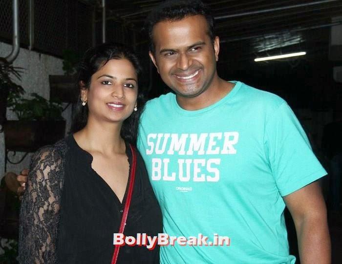 Neha Agarwal, Siddharth Kannan, 'It's Entertainment' Movie Special Screening Pics