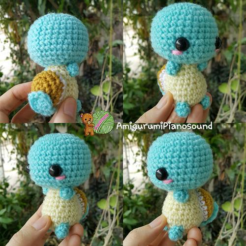 Amigurumipianosound Crochet Blog Free Pattern