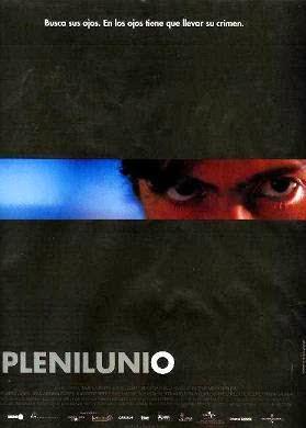Полнолуние / Plenilunio. 1999.