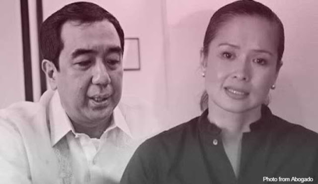 Daughter of ex-trial justice: 'The focus should be on Andres Bautista, not Tisha's personal life'