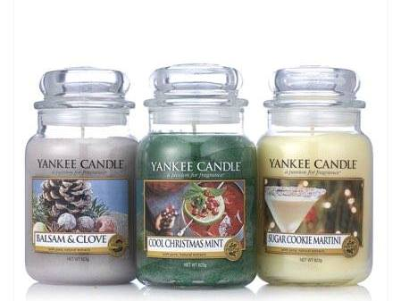 Andys Yankees YANKEE CANDLE 2017