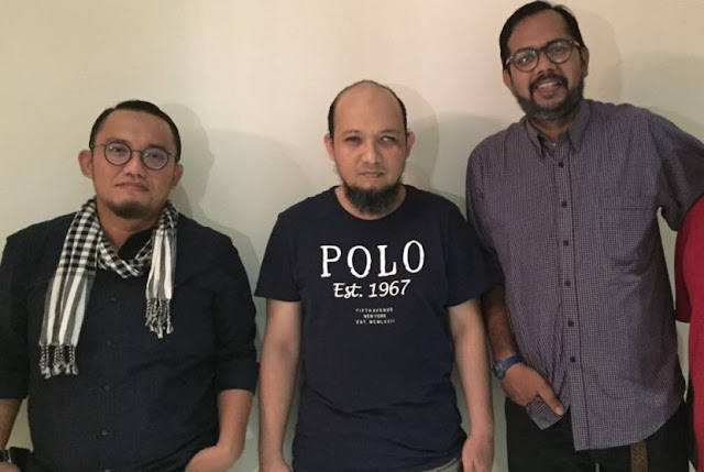Kasus Novel Diduga Terkait Korupsi Oknum Kepolisian