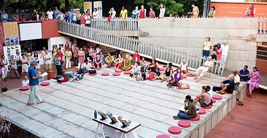 Auroville - a cidade sem classes sociais e políticos, onde todos ganham o mesmo salário - Img 2