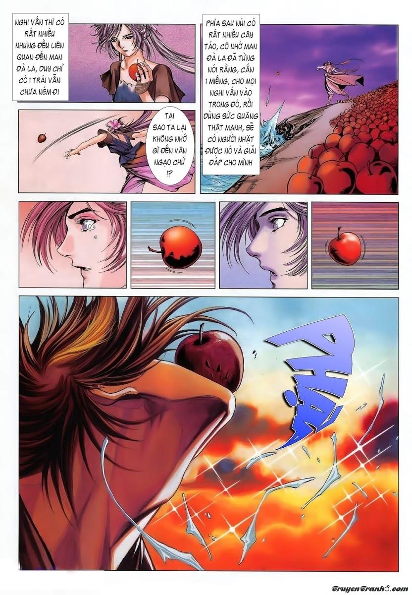 Lục Đạo Thiên Thư chap 19 - Trang 28