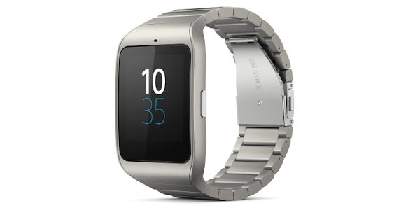 Sony SmartWatch 3 (stainless steel)