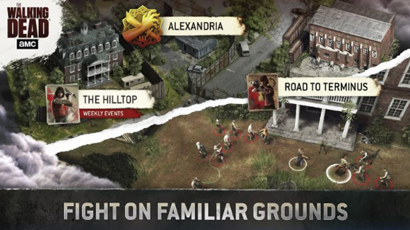 Download The Walking Dead No Man's Land Mod Apk v3.0.2.3 Unlimited Moves Android Terbaru