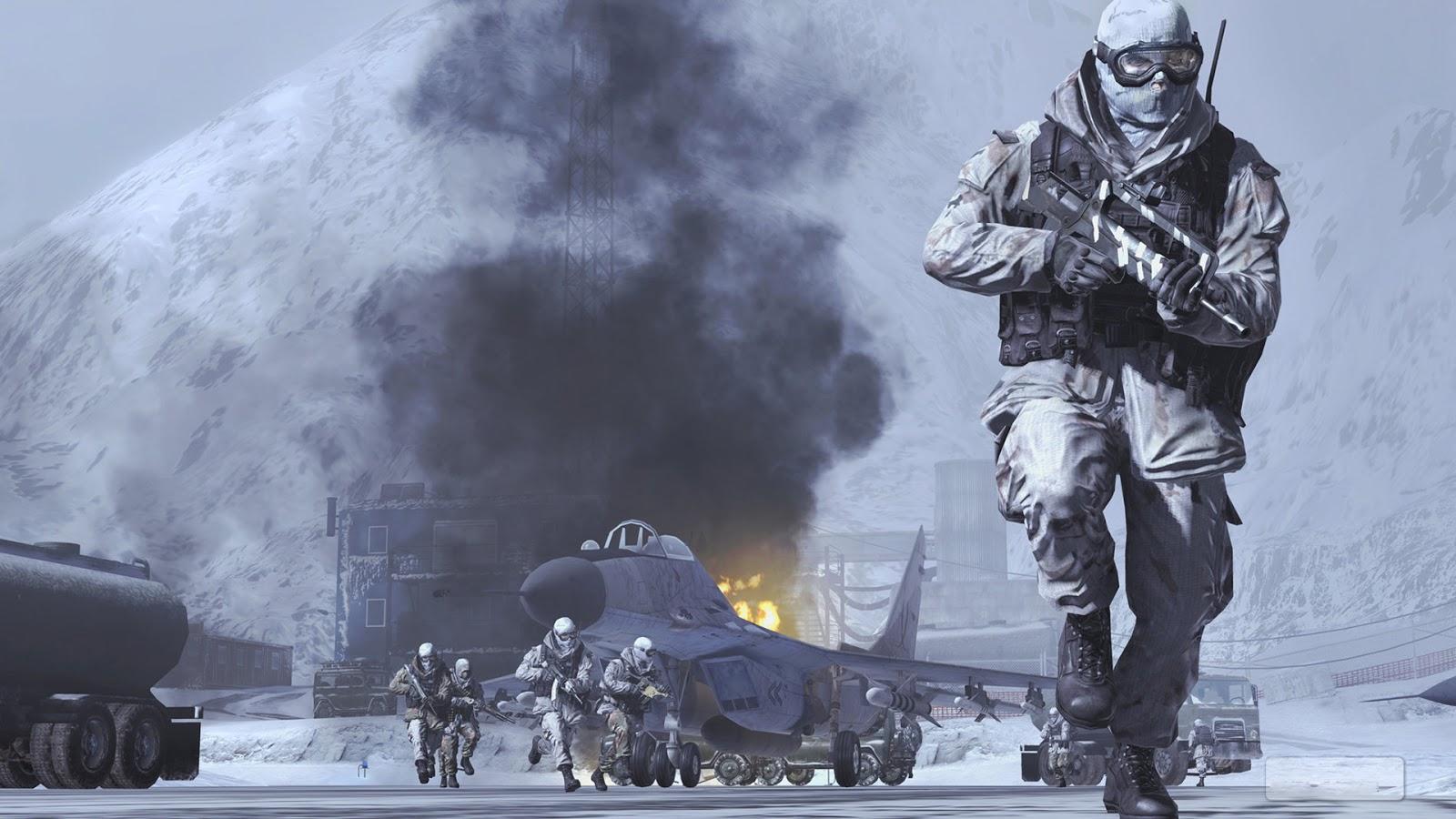 Call of Duty: Modern Warfare 2 (PC) - elektronicky Pchra00078 - Pokračování nejprodávanější akční hry všech dob z pohledu vlastníma očima pokračuje hra Modern Warfare 2 v nadílce poutavé a strhující akce, v níž na hráče čekají nové hrozby…