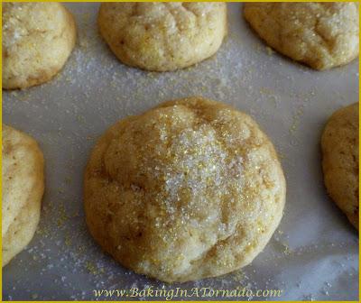 Limoncello Cookies | www.BakingInATornado.com | #recipe #cookies